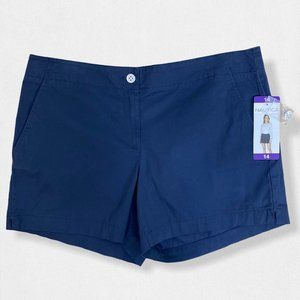 Nautica Navy Shorts New with Tags
